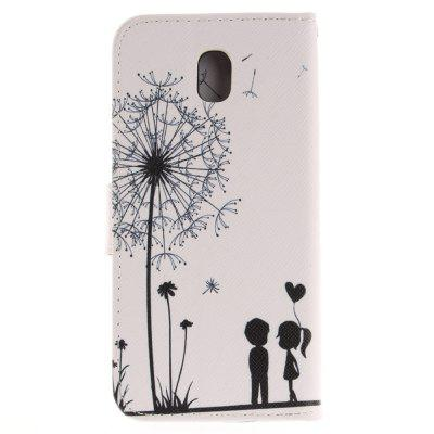 Couples Dandelion Pattern PU+TPU Leather Wallet Case Design with Stand and Card Slots Magnetic Closure for Samsung Galaxy J5 2017 J530 EU VersionSamsung J Series<br>Couples Dandelion Pattern PU+TPU Leather Wallet Case Design with Stand and Card Slots Magnetic Closure for Samsung Galaxy J5 2017 J530 EU Version<br><br>Features: Full Body Cases, Cases with Stand, With Credit Card Holder<br>For: Samsung Mobile Phone<br>Material: PU Leather, TPU<br>Package Contents: 1 x Phone Case<br>Package size (L x W x H): 16.00 x 7.00 x 2.00 cm / 6.3 x 2.76 x 0.79 inches<br>Package weight: 0.0600 kg<br>Product size (L x W x H): 15.00 x 6.00 x 1.20 cm / 5.91 x 2.36 x 0.47 inches<br>Product weight: 0.0500 kg<br>Style: Pattern