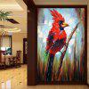 Buy XiangYunChengFeng Hand Painted Abstract Decoration Canvas Oil Painting COLORFUL