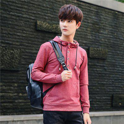 Mens Fashion Long-Sleeved  Printing Hooded SweatshirtMens Hoodies &amp; Sweatshirts<br>Mens Fashion Long-Sleeved  Printing Hooded Sweatshirt<br><br>Fabric Type: Broadcloth<br>Material: Cotton<br>Package Contents: 1 x Sweatshirt<br>Shirt Length: Regular<br>Sleeve Length: Full<br>Style: Casual<br>Weight: 0.3500kg