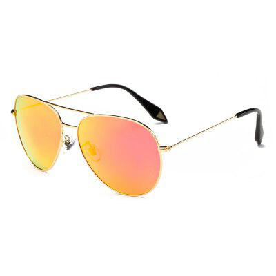 TOMYE 0101 Unisex Casual Aviator polarized Sunglasses