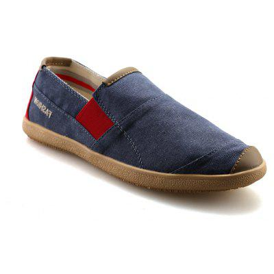 Canvas Canvas Leisure Slip-on Shoes