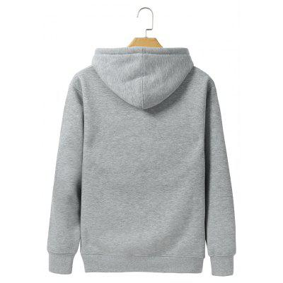 Men Fashion Autumn and Winter Men S Hooded Leisure SweatshirtMens Hoodies &amp; Sweatshirts<br>Men Fashion Autumn and Winter Men S Hooded Leisure Sweatshirt<br><br>Fabric Type: Canvas<br>Material: Polyester<br>Package Contents: 1 x Sweatshirt<br>Shirt Length: Regular<br>Sleeve Length: Full<br>Style: Casual<br>Weight: 0.4500kg