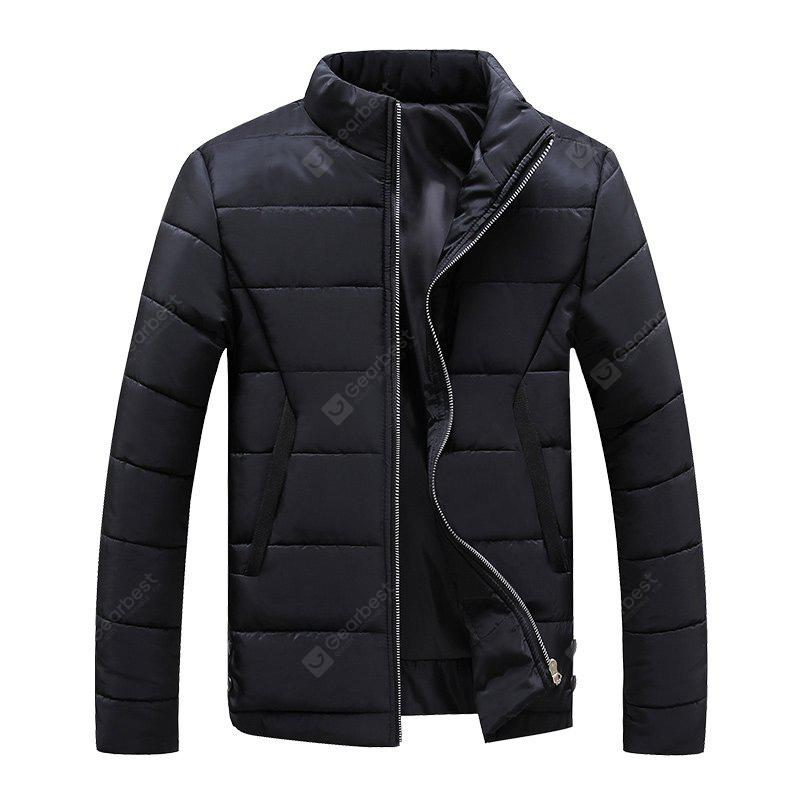 Winter Young Korean Thick Warm Coat Jacket Men
