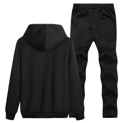 Mens Casual Wear Hooded SportswearSports Clothing<br>Mens Casual Wear Hooded Sportswear<br><br>Material: Cotton, Acetate<br>Package Contents: 1xHoodies,1xPants<br>Pattern Type: Letter<br>Weight: 0.5000kg