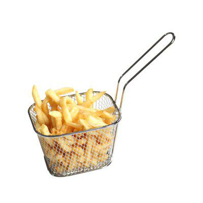 Mini Plating Present Fried Food Fry Basket