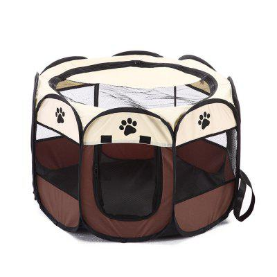 Portable Folding Pet Entertainment Tent