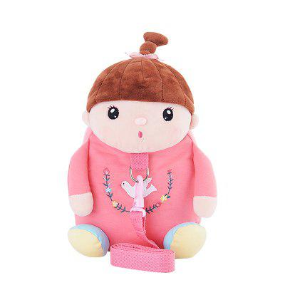 Metoo Plush Doll Hauls Backpack