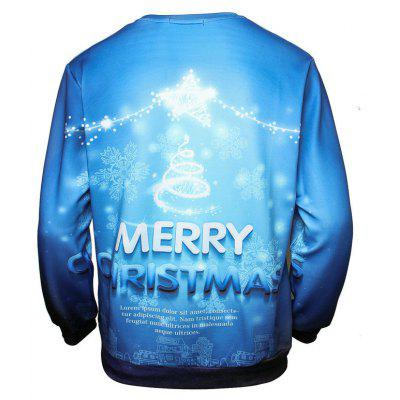 Mens Christmas Fashion Pullover SweatshirtMens Hoodies &amp; Sweatshirts<br>Mens Christmas Fashion Pullover Sweatshirt<br><br>Material: Polyester<br>Package Contents: 1 x Sweatshirt<br>Shirt Length: Regular<br>Sleeve Length: Full<br>Style: Fashion<br>Weight: 0.3000kg