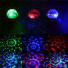 YWXLight 3W Mini Portable USB Music Sound Control RGB Stage Lights - RGB