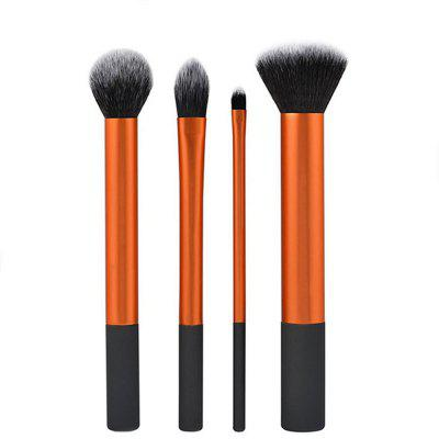 TODOBeauty Brochas de Maquillaje Real 4PCS
