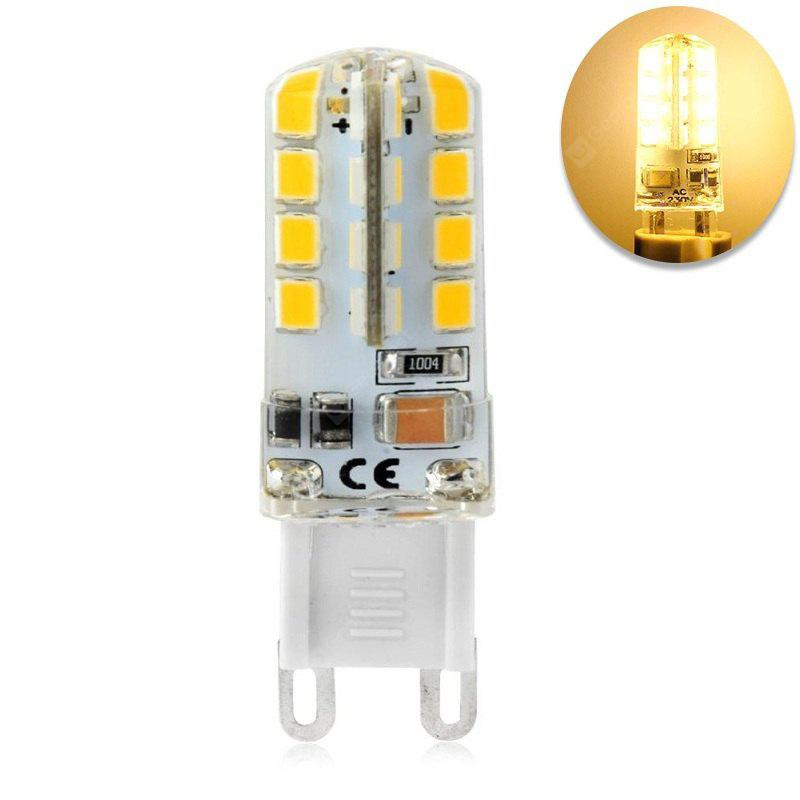 3W G9 SMD2835 32LEDs Decorative Corn Bulb Energy Saving Light 220 - 240V