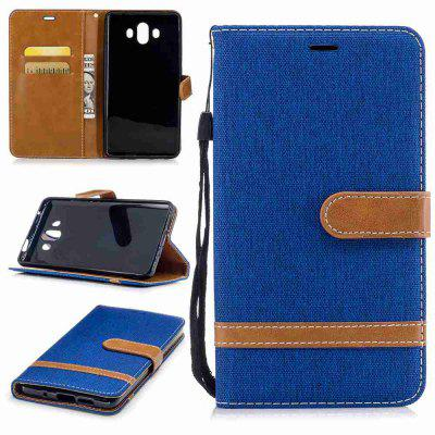 Mix Couleur Jeans Phone Case pour HUAWEI Mate 10
