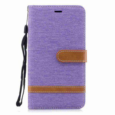 Mix Color Jeans Phone Case for HUAWEI Mate 10Cases &amp; Leather<br>Mix Color Jeans Phone Case for HUAWEI Mate 10<br><br>Features: Full Body Cases, Cases with Stand, With Credit Card Holder, With Lanyard, Anti-knock, Dirt-resistant<br>Mainly Compatible with: HUAWEI<br>Material: Oxford cloth, PU Leather<br>Package Contents: 1 x Phone Case<br>Package size (L x W x H): 16.10 x 8.50 x 1.80 cm / 6.34 x 3.35 x 0.71 inches<br>Package weight: 0.0760 kg<br>Style: Novelty, Solid Color