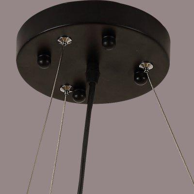 ZUOGE DJBT12 Creative Iron Pendant Light 6 Heads G9 Bulb BasePendant Light<br>ZUOGE DJBT12 Creative Iron Pendant Light 6 Heads G9 Bulb Base<br><br>Battery Included: No<br>Brand: ZUOGE<br>Bulb Base: G9<br>Bulb Included: Yes<br>Bulb Type: LED<br>Certifications: 3C<br>Chain / Cord Adjustable or Not: Chain / Cord Adjustable<br>Color Temperature or Wavelength: Warm Light ( 3000 - 3500K ) / White Light ( 6000 - 6500K )<br>Features: Designers, Bulb Included<br>Finish: Black<br>Fixture Height ( CM ): 115<br>Fixture Length ( CM ): 46<br>Fixture Material: Metal<br>Fixture Width ( CM ): 46<br>Light Direction: Downlight<br>Number of Bulb: 6 Bulbs<br>Number of Bulb Sockets: 6<br>Package Contents: 1 x Lamp Body, 6 x Bulb, 1 x Instructions<br>Package size (L x W x H): 50.00 x 50.00 x 20.00 cm / 19.69 x 19.69 x 7.87 inches<br>Package weight: 5.0000 kg<br>Product size (L x W x H): 46.00 x 46.00 x 15.00 cm / 18.11 x 18.11 x 5.91 inches<br>Product weight: 4.0000 kg<br>Shade Material: Glass<br>Style: Artistic Style, Chic &amp; Modern, LED, Modern/Contemporary, Simple Style<br>Suggested Room Size: 10 - 15?<br>Suggested Space Fit: Dining Room,Indoors,Living Room,Study Room<br>Type: Pendant Light<br>Voltage ( V ): AC110V,AC220