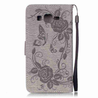 Embossed - Butterfly Flower PU Phone Case for Samsung Galaxy  Grand Prime G530others<br>Embossed - Butterfly Flower PU Phone Case for Samsung Galaxy  Grand Prime G530<br><br>Features: Full Body Cases, Cases with Stand, With Credit Card Holder, With Lanyard, Dirt-resistant<br>For: Samsung Mobile Phone<br>Functions: Camera Hole Location<br>Material: PU Leather, TPU<br>Package Contents: 1 x Phone Case<br>Package size (L x W x H): 15.00 x 8.00 x 1.80 cm / 5.91 x 3.15 x 0.71 inches<br>Package weight: 0.0690 kg<br>Style: Solid Color, Special Design, Ultra Slim, Novelty, Pattern<br>Using Conditions: Skiing,Cruise