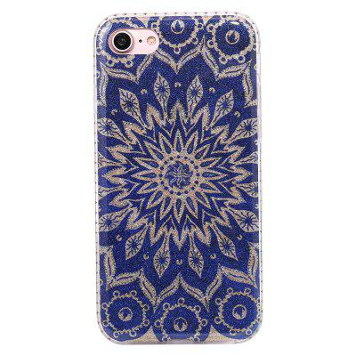 Wkae Flash Powder Mobile Phone Shell Surrounded By Rhinestone for IPhone 7 / 8iPhone Cases/Covers<br>Wkae Flash Powder Mobile Phone Shell Surrounded By Rhinestone for IPhone 7 / 8<br><br>Compatible for Apple: iPhone 7, iPhone 8<br>Features: Back Cover<br>Material: TPU, PC<br>Package Contents: 1 x Phone Case<br>Package size (L x W x H): 19.00 x 10.00 x 2.00 cm / 7.48 x 3.94 x 0.79 inches<br>Package weight: 0.0237 kg<br>Style: Novelty, Pattern, Diamond/Rhinestone Decorated Case, Floral