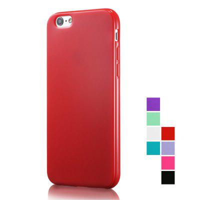 Shockproof Ultra Slim Fit Silicone TPU Soft Gel Rubber Cover Shock Resistance Protective Back Bumper for IPhone 6 Plus / 6S PlusiPhone Cases/Covers<br>Shockproof Ultra Slim Fit Silicone TPU Soft Gel Rubber Cover Shock Resistance Protective Back Bumper for IPhone 6 Plus / 6S Plus<br><br>Features: Anti-knock<br>Material: TPU<br>Package Contents: 1 x Phone Case<br>Package size (L x W x H): 18.00 x 13.00 x 3.00 cm / 7.09 x 5.12 x 1.18 inches<br>Package weight: 0.0200 kg<br>Style: Solid Color