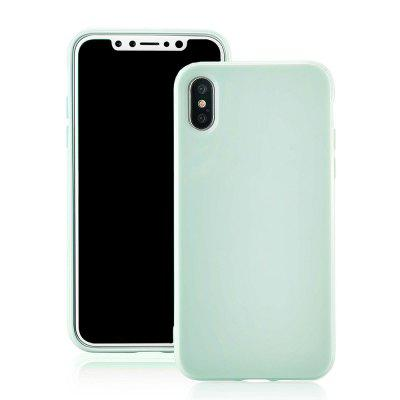 Shockproof Ultra Slim Fit Silicone TPU Soft Gel Rubber Cover Shock Resistance Protective Back Bumper for IPhone XiPhone Cases/Covers<br>Shockproof Ultra Slim Fit Silicone TPU Soft Gel Rubber Cover Shock Resistance Protective Back Bumper for IPhone X<br><br>Features: Anti-knock<br>Material: TPU<br>Package Contents: 1 x Phone Case<br>Package size (L x W x H): 18.00 x 7.00 x 2.00 cm / 7.09 x 2.76 x 0.79 inches<br>Package weight: 0.0200 kg<br>Style: Solid Color