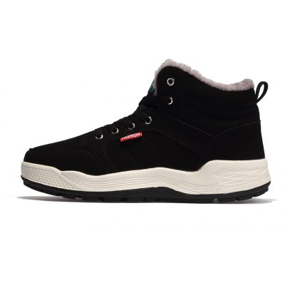 Men Outdoor Casual Fluff Lined  Sports SnowbootsCasual Shoes<br>Men Outdoor Casual Fluff Lined  Sports Snowboots<br><br>Available Size: 39-48<br>Closure Type: Lace-Up<br>Embellishment: None<br>Gender: For Men<br>Outsole Material: Rubber<br>Package Contents: 1 x Shoes (pair)<br>Pattern Type: Solid<br>Season: Winter<br>Toe Shape: Round Toe<br>Toe Style: Closed Toe<br>Upper Material: Flock<br>Weight: 1.2000kg