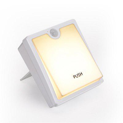 DS - 20 - 6a Lâmpada recarregável Night Light Smart Human PIR Motion Sensor