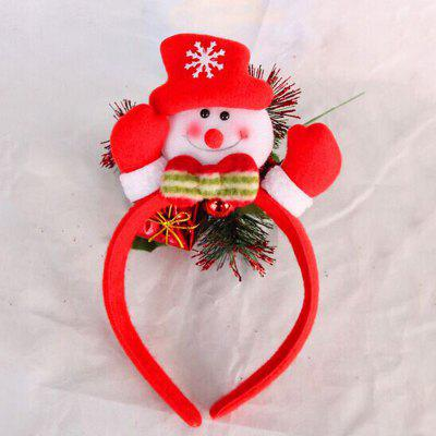 Cute Flashing Christmas Headband LED Headwear for Kids Adults DecorationChristmas Supplies<br>Cute Flashing Christmas Headband LED Headwear for Kids Adults Decoration<br><br>Package Contents: 1 x Headband<br>Package size (L x W x H): 25.00 x 25.00 x 5.00 cm / 9.84 x 9.84 x 1.97 inches<br>Package weight: 0.0280 kg<br>Product size (L x W x H): 25.00 x 20.00 x 2.00 cm / 9.84 x 7.87 x 0.79 inches<br>Product weight: 0.0250 kg<br>Usage: Christmas