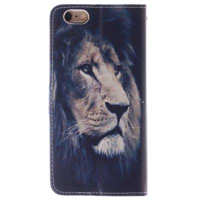 The Lion Pattern PU+TPU Leather Wallet Case Design with Stand and Card Slots Magnetic Closure Cover for Iphone 6 / 6S 4.7 InchiPhone Cases/Covers<br>The Lion Pattern PU+TPU Leather Wallet Case Design with Stand and Card Slots Magnetic Closure Cover for Iphone 6 / 6S 4.7 Inch<br><br>Compatible for Apple: iPhone 6, iPhone 6S<br>Features: Cases with Stand, With Credit Card Holder, Anti-knock, FullBody Cases, Shatter-Resistant Case, Wallet Case<br>Material: TPU, PU Leather<br>Package Contents: 1 x Phone Case<br>Package size (L x W x H): 15.50 x 7.50 x 2.00 cm / 6.1 x 2.95 x 0.79 inches<br>Package weight: 0.0600 kg<br>Product size (L x W x H): 14.50 x 6.50 x 1.20 cm / 5.71 x 2.56 x 0.47 inches<br>Product weight: 0.0500 kg<br>Style: Pattern