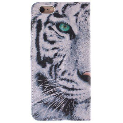 The Tiger Pattern PU+TPU Leather Wallet Case Design with Stand and Card Slots Magnetic Closure Cover for Iphone 6 / 6S 4.7 InchiPhone Cases/Covers<br>The Tiger Pattern PU+TPU Leather Wallet Case Design with Stand and Card Slots Magnetic Closure Cover for Iphone 6 / 6S 4.7 Inch<br><br>Compatible for Apple: iPhone 6, iPhone 6S<br>Features: Cases with Stand, With Credit Card Holder, Anti-knock, FullBody Cases, Shatter-Resistant Case, Wallet Case<br>Material: TPU, PU Leather<br>Package Contents: 1 x Phone Case<br>Package size (L x W x H): 16.00 x 7.00 x 7.00 cm / 6.3 x 2.76 x 2.76 inches<br>Package weight: 0.0600 kg<br>Product size (L x W x H): 15.50 x 6.50 x 1.20 cm / 6.1 x 2.56 x 0.47 inches<br>Product weight: 0.0500 kg<br>Style: Pattern