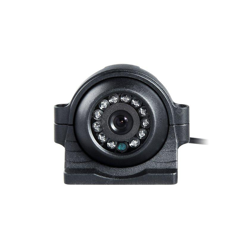 GISION 700TVL CCD IR Night Vision Wide Angle 2.8MM  Security Side  Vehicle Camera ZX-735HD