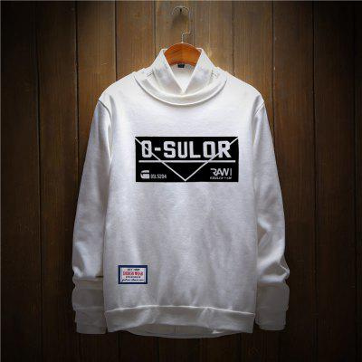 Mens Cotton Fashion Printing Clothing Plus Loose SweatshirtMens Hoodies &amp; Sweatshirts<br>Mens Cotton Fashion Printing Clothing Plus Loose Sweatshirt<br><br>Material: Cotton, Polyester<br>Package Contents: 1 x Sweatshirt<br>Shirt Length: Regular<br>Sleeve Length: Full<br>Style: Casual<br>Weight: 0.2500kg