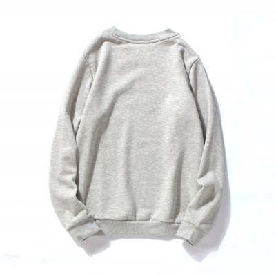 Mens Cotton Fashion Printing Loose Clothing Plus SweatshirtMens Hoodies &amp; Sweatshirts<br>Mens Cotton Fashion Printing Loose Clothing Plus Sweatshirt<br><br>Material: Cotton, Polyester<br>Package Contents: 1 x Sweatshirt<br>Shirt Length: Regular<br>Sleeve Length: Full<br>Style: Casual<br>Weight: 0.2500kg