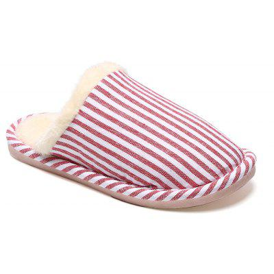 Winter's Warm and Anti-skid Cotton Slippers