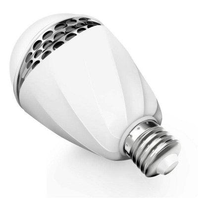 HI003 Smart Voice Control Bulb 6 cores intercambiáveis ​​Dimmable Full LED Lamp