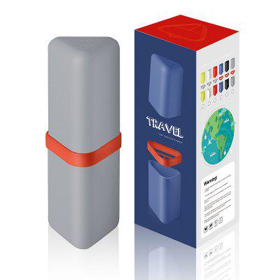 Travel Gargle Cup Toothbrush Toothbrush Suit Storage Box