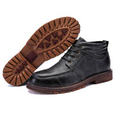 Winter Warm Fashion Casual Leather ShoesCasual Shoes<br>Winter Warm Fashion Casual Leather Shoes<br><br>Available Size: 39 40 41 42 43 44<br>Closure Type: Lace-Up<br>Embellishment: None<br>Gender: For Men<br>Outsole Material: Rubber<br>Package Contents: 1?Shoes(pair)<br>Pattern Type: Solid<br>Season: Winter<br>Toe Shape: Round Toe<br>Toe Style: Closed Toe<br>Upper Material: PU<br>Weight: 1.5000kg