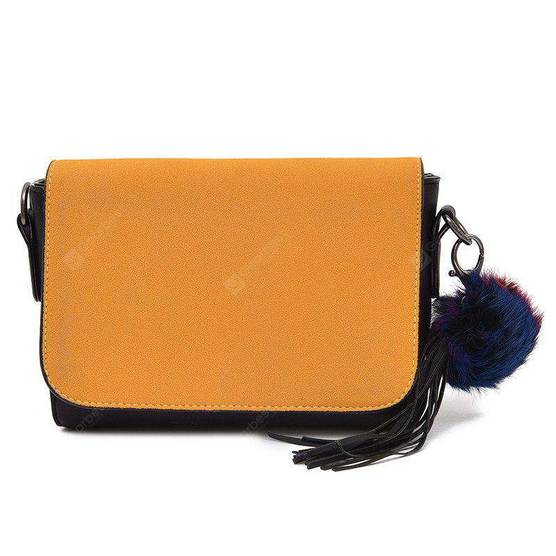 Simple All-match Single Shoulder Crossbody Bag for Women