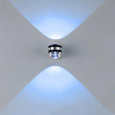 AC85-265 Mini Style LED Integrated Ambient Light Wall Sconces for Bedroom
