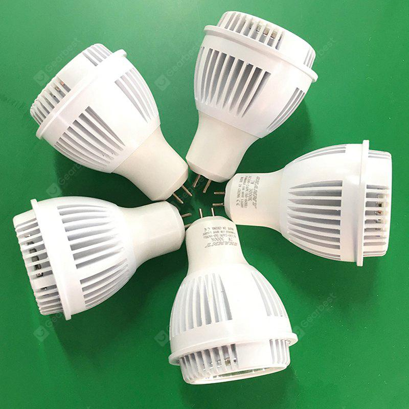 GU10 7W Dimmable COB LED Bulb Spotlight 5PCS