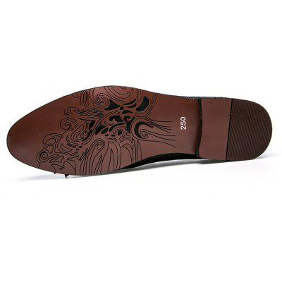 Men Casual Fashion Slip on Outdoor Inside Crystal Head LoafersCasual Shoes<br>Men Casual Fashion Slip on Outdoor Inside Crystal Head Loafers<br><br>Available Size: 38-43<br>Closure Type: Slip-On<br>Embellishment: None<br>Gender: For Men<br>Occasion: Casual<br>Outsole Material: Rubber<br>Package Contents: 1?Shoes(pair)<br>Pattern Type: Solid<br>Season: Winter, Spring/Fall<br>Toe Shape: Round Toe<br>Toe Style: Closed Toe<br>Upper Material: Flock<br>Weight: 1.2000kg