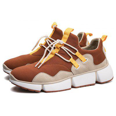 Fashion Men Running Colorful Anti-Slip Outdoor Breathable Sneakers SportsCasual Shoes<br>Fashion Men Running Colorful Anti-Slip Outdoor Breathable Sneakers Sports<br><br>Available Size: 39-44<br>Closure Type: Lace-Up<br>Embellishment: None<br>Gender: For Men<br>Outsole Material: Rubber<br>Package Contents: 1?Shoes(pair)<br>Pattern Type: Others<br>Season: Summer, Winter, Spring/Fall<br>Toe Shape: Round Toe<br>Toe Style: Closed Toe<br>Upper Material: Full Grain Leather<br>Weight: 1.2000kg