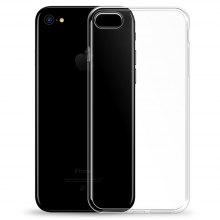 Ultra Thin Transparent Clear Crystal TPU Soft Slim Case for iPhone 7 / 8