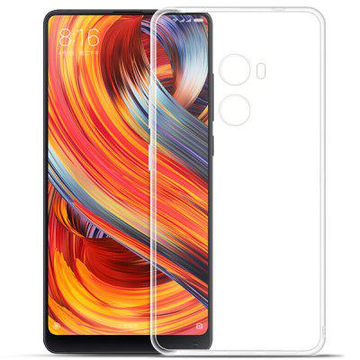 Transparente Ultra fino TPU Soft Case para Xiaomi Mi Mix 2