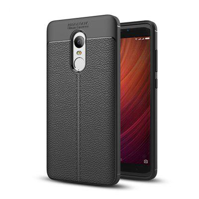 Case for Redmi Note 4 / Note 4x Shockproof Back Cover Solid Color Soft TPU