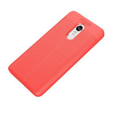 Case for Redmi Note 4 / Note 4x Shockproof Back Cover Solid Color Soft TPUCases &amp; Leather<br>Case for Redmi Note 4 / Note 4x Shockproof Back Cover Solid Color Soft TPU<br><br>Color: Black,Red,Gray,Dark blue<br>Compatible Model: Redmi Note 4 / Note 4x<br>Features: Back Cover, Anti-knock<br>Mainly Compatible with: Xiaomi<br>Material: TPU<br>Package Contents: 1 x Phone Case<br>Package size (L x W x H): 20.00 x 11.50 x 1.00 cm / 7.87 x 4.53 x 0.39 inches<br>Package weight: 0.0380 kg<br>Style: Vintage/Nostalgic Euramerican Style, Vintage, Solid Color