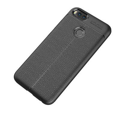 Shockproof Back Cover Solid Color Soft TPU Case for Xiaomi 5xCases &amp; Leather<br>Shockproof Back Cover Solid Color Soft TPU Case for Xiaomi 5x<br><br>Color: Black,Red,Gray,Dark blue<br>Compatible Model: Xiaomi 5x<br>Features: Back Cover, Anti-knock<br>Mainly Compatible with: Xiaomi<br>Material: TPU<br>Package Contents: 1 x Phone Case<br>Package size (L x W x H): 20.00 x 11.50 x 1.00 cm / 7.87 x 4.53 x 0.39 inches<br>Package weight: 0.0380 kg<br>Style: Vintage/Nostalgic Euramerican Style, Solid Color