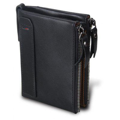 Short Retro Men Wallet