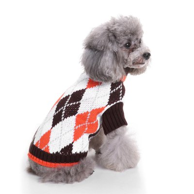 Cute Plaid Dog Sweaters for ChristmasDog Clothing &amp; Shoes<br>Cute Plaid Dog Sweaters for Christmas<br><br>For: Dogs<br>Material: Polyester<br>Package Contents: 1 x Dog Sweater<br>Package size (L x W x H): 10.00 x 5.00 x 5.00 cm / 3.94 x 1.97 x 1.97 inches<br>Package weight: 0.1000 kg<br>Product size (L x W x H): 34.00 x 42.00 x 0.50 cm / 13.39 x 16.54 x 0.2 inches<br>Product weight: 0.0900 kg<br>Season: Autumn, Winter<br>Type: Others