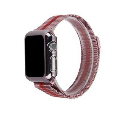 Buy CLARET Stainless Steel Magnet Mesh Milanese Loop with Adjustable Magnetic Closure Replacement iWatch Band for Apple Watch Series 3 Series 2 Series 1 42MM for $19.48 in GearBest store