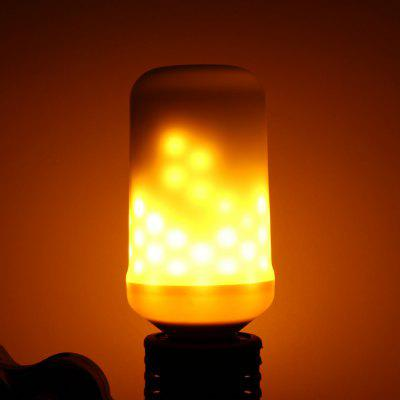 e27 flame flickering breathing general modes halloween decoration led lights bulb ac 85 265v