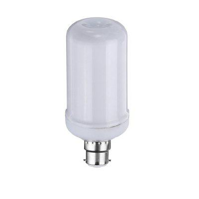 B22 Flame Flickering Breathing General Modes Halloween Decoration LED Lights Bulb AC 85 -265V