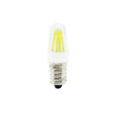 Dimmable E14 4 - Ampoule acrylique de décoration de LED 2W AC 220V
